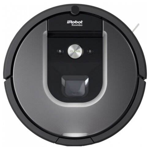 iRobot Roomba 960  серый