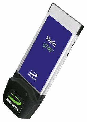 Модем Novatel Wireless Merlin U740