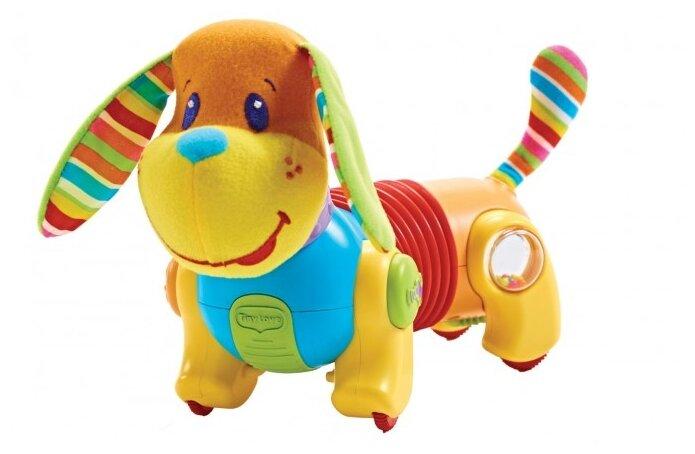 Интерактивная развивающая игрушка Tiny Love Фред, догони меня