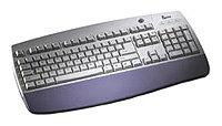 Клавиатура Genius Comfy KB-10X Grey PS/2