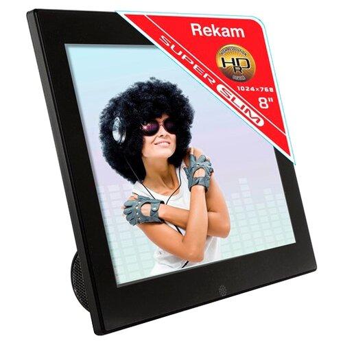 Фоторамка Rekam DejaView FM87S черный
