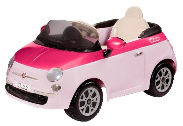 Peg-Perego Автомобиль Fiat 500