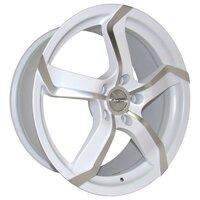 Колесные диски Kyowa Racing KR706 8x18/5x114.3 D60.1 ET45 BKF - фото 1