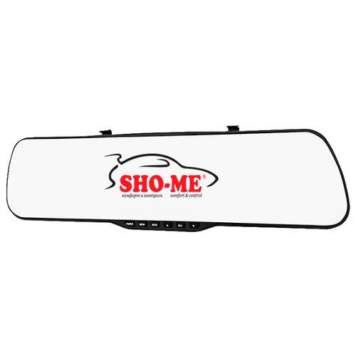 Видеорегистратор SHO-ME SFHD 400 черный