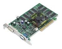 Видеокарта PNY Quadro FX 500 270Mhz AGP 128Mb 480Mhz 128 bit DVI