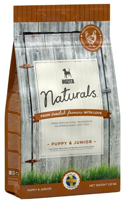 Корм для щенков Bozita Naturals курица 2 кг