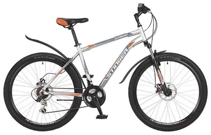 Велосипед для взрослых Stinger Element D 26 (2017)