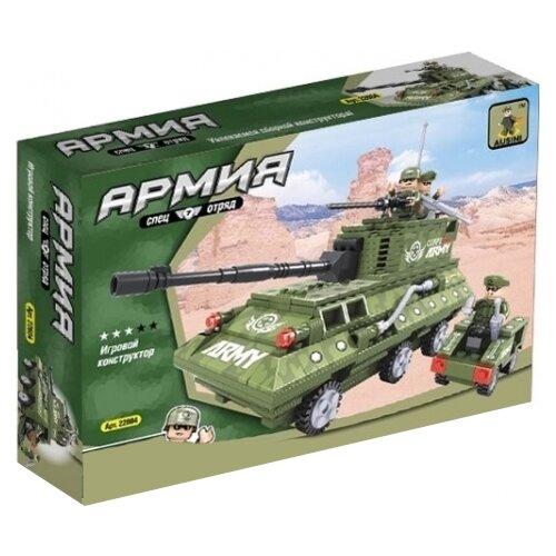 Купить Конструктор Ausini Армия 22604, Конструкторы