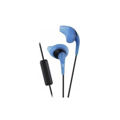 Наушники JVC HA-ENR15 blueНаушники и Bluetooth-гарнитуры<br>