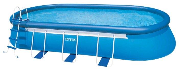 Бассейн Intex Oval Frame 28194/54934/54432