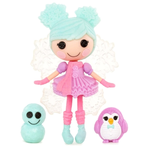 Кукла Lalaloopsy Mini Времена года Зима 8 см 533955