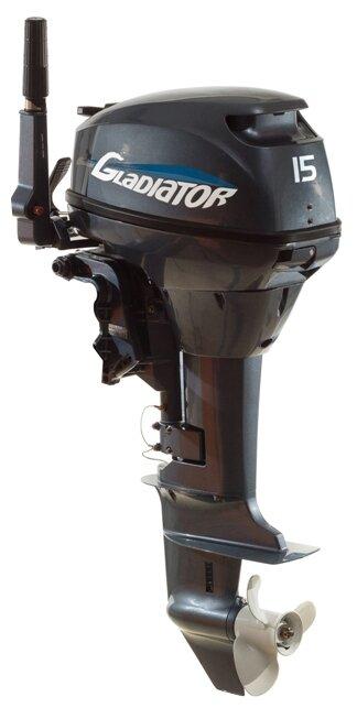 Лодочный мотор GLADIATOR G15FHS