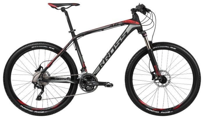 Горный (MTB) велосипед Kross Level A6 (2015)