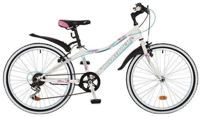 Подростковый велосипед Novatrack Alice 24 6 (2017)