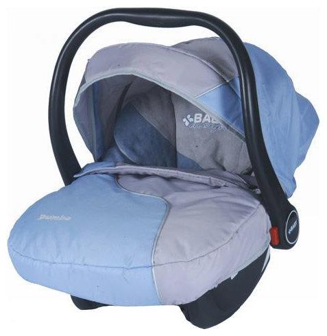 Автокресло группа 0+ (до 13 кг) Baby Design Dumbo
