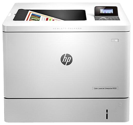 HP Принтер HP Color LaserJet Enterprise M553n