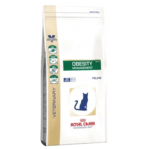 Корм для кошек Royal Canin Obesity Management DP42 (3.5 кг)