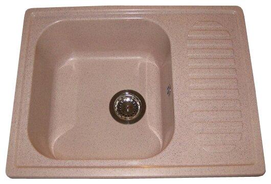 Врезная кухонная мойка А-Гранит M-13