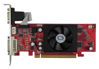 Gainward GeForce 8400 GS 450Mhz PCI-E 512Mb 800Mhz 64 bit DVI HDMI HDCP