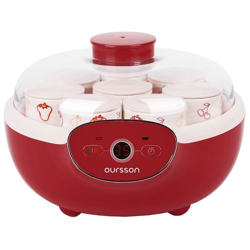Йогуртница Oursson FE1105D красный
