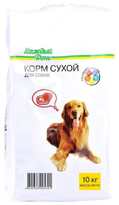 Каждый День Сухой корм для собак (10 кг)