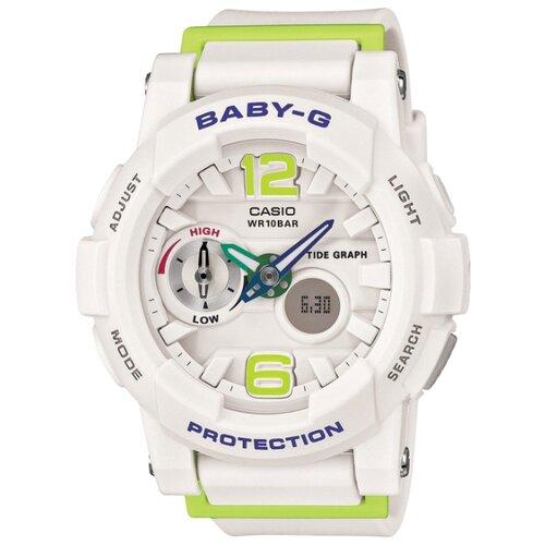 Наручные часы CASIO BGA-180-7B2 наручные часы casio bga 180 4b3