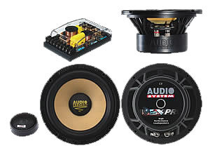 Audio System Helon 165