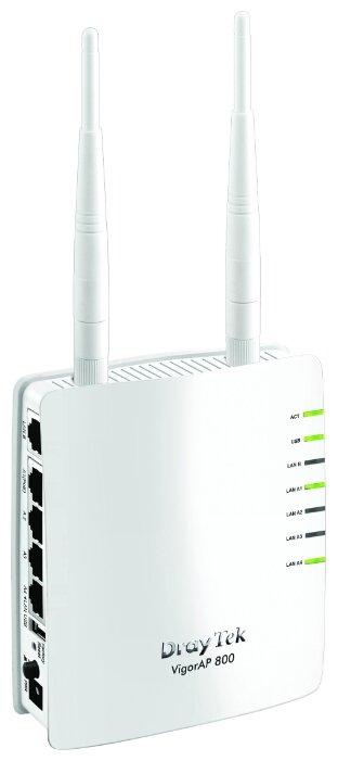 Wi-Fi роутер DrayTek VigorAP 800