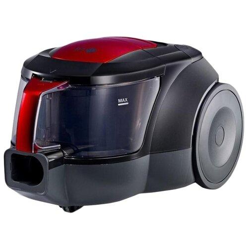Пылесос LG VK706W02NY красный