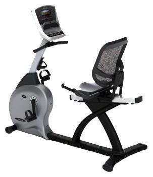 Горизонтальный велотренажер Vision Fitness R40 Elegant