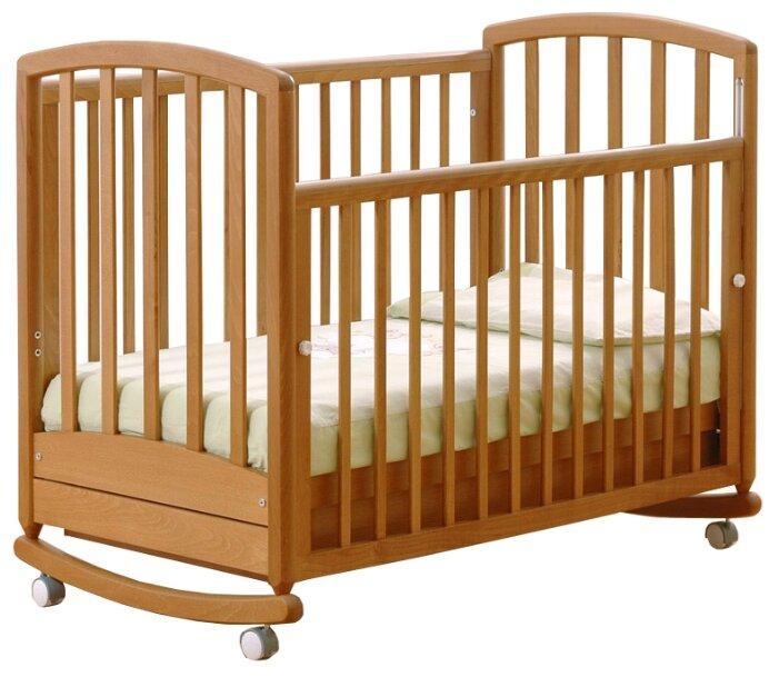 Кроватка Гандылян Дашенька К2001-02(12) (качалка)