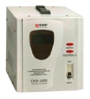 Стабилизатор напряжения снэ1 1000ва электронный ekf sh 6000 бензиновый генератор
