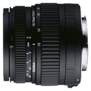 Sigma AF 28-70mm f/2.8-4.0 HIGH SPEED ZOOM Pentax KA/KAF/KAF2
