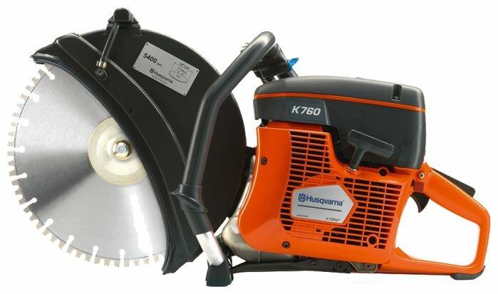 Husqvarna K 760-12