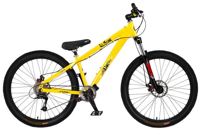 Горный (MTB) велосипед Russbike Lime (2009)
