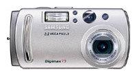 Фотоаппарат Samsung Digimax V3