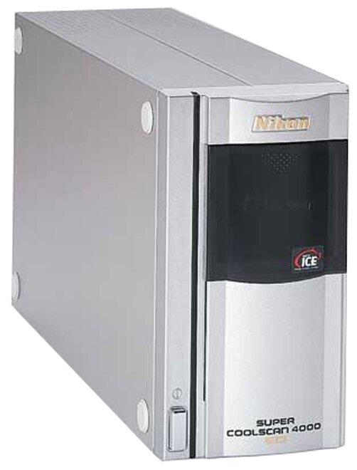 Nikon Сканер Nikon Super Coolscan 4000 ED