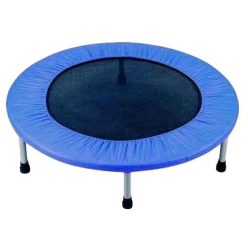 Каркасный батут Indigo IRTP01-40 101.6х101.6х22.5 см синий