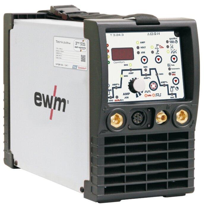Сварочный аппарат EWM Tetrix 200 Comfort 8P TG