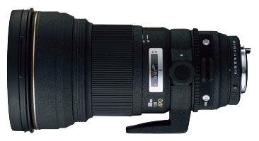 Sigma AF 300mm f/2.8 EX APO HSM Sigma SA