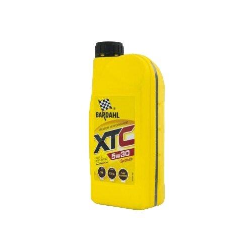 Синтетическое моторное масло Bardahl XTC 5W30, 1 л по цене 808