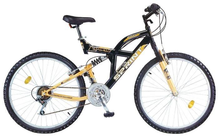 Горный (MTB) велосипед SPRINT Trophy (2009)