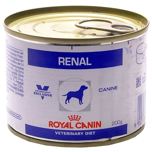 Корм для собак Royal Canin Renal сanine canned (0.2 кг) 12 шт.