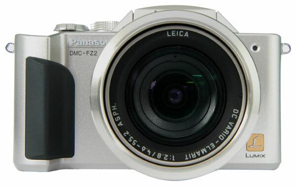 Фотоаппарат Panasonic Lumix DMC-FZ2