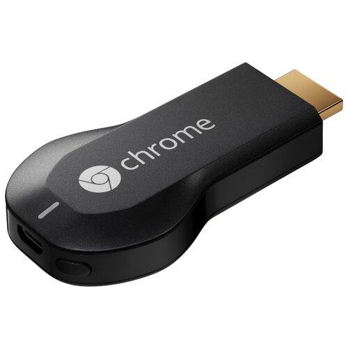 ТВ-приставка Google Chromecast 2013