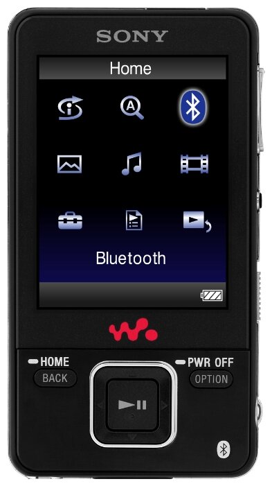 Плеер Sony NWZ-A826