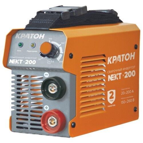 Сварочный аппарат Кратон NEXT-200 (MMA)