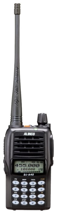 Рация Alinco DJ-A40