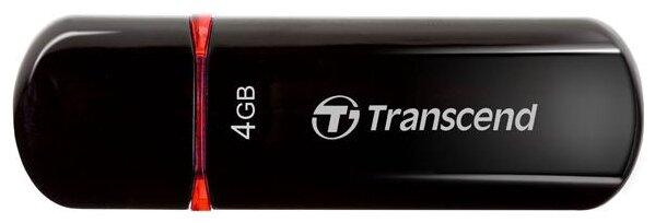 Флешка Transcend JetFlash 600 4Gb