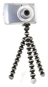 Гибкий штатив на шарнирах FUJIMI FJ350D для фотоаппарата/ Joby Gorillapod GP1 GP1-A1M3